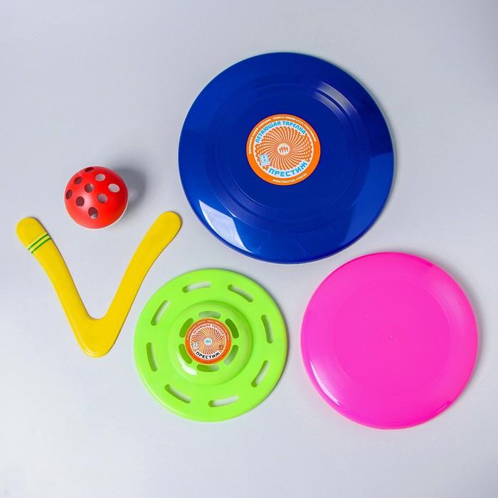 "Летающая игрушка №4(Лета-ая тарелка ""Гигант"",Лета-ая тарелка ""Фигурная"",лета-ая тарелка МИКС"