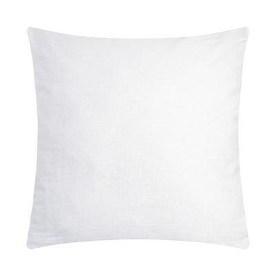Ethel pillowcase 70*70 cm, 100% cotton, coarse calico bleached 120 g/m2