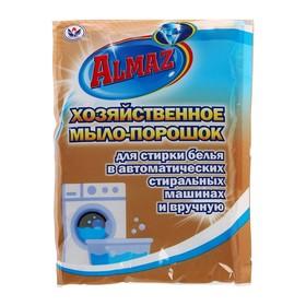 Almaz Хозяйственное Мыло-Порошок для автоматической и ручной стирки, 300 мл