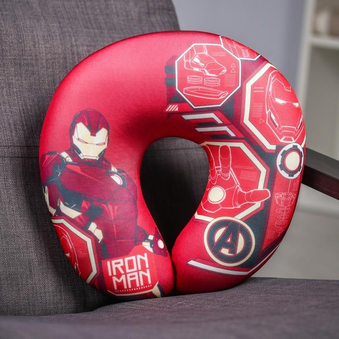 Подголовник антистресс «Iron Man», Мстители