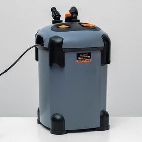 Фильтр BARBUS выносной 1200л/ч, 13,5ватт с комплектом базовых наполнителей