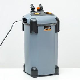 Фильтр выносной 1500л/ч, 15 ВТ с комплектом базовых наполнителей