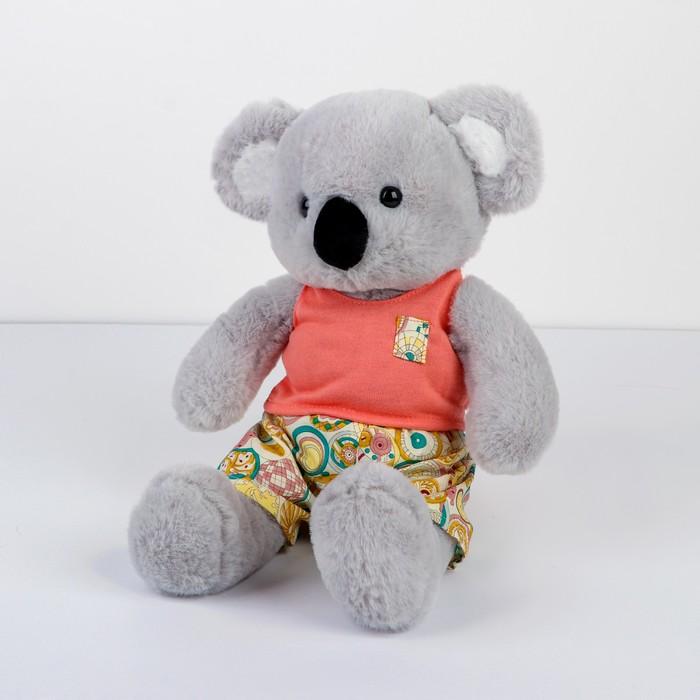 Мягкая игрушка «Коала», мальчик - фото 1055334