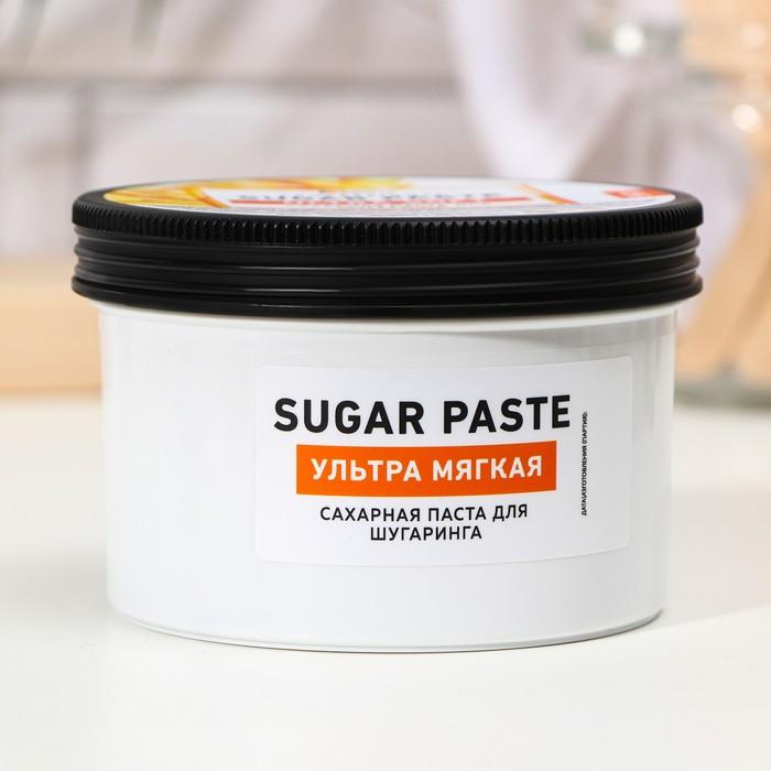Сахарная паста для шугаринга Milv Sugar, ультра мягкая, 550 г