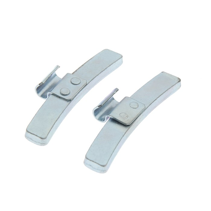 Грузики набивные стальные, для литых дисков, 50 г, набор 50 шт