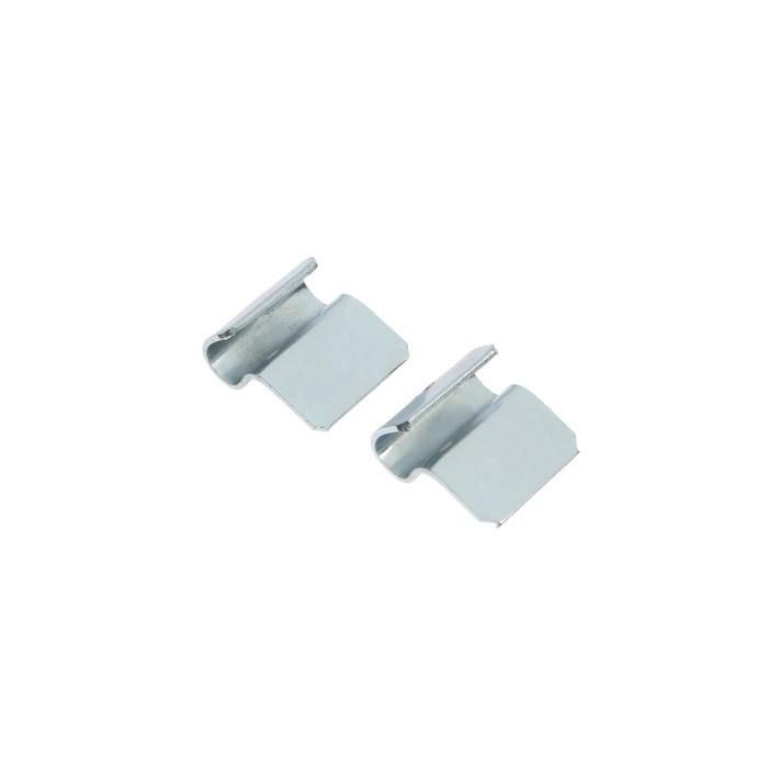 Грузики набивные стальные, для литых дисков, 5 г, набор 100 шт