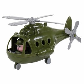 Вертолёт военный «Альфа» (в сеточке)