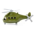 Вертолёт военный «Альфа» (в сеточке) - фото 1008172