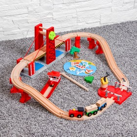 Railway 68х56 cm