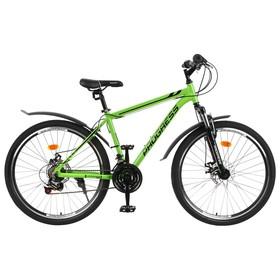 """Велосипед 26"""" Progress модель Advance Pro RUS, цвет зеленый, размер 17"""""""