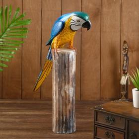 """Souvenir """"Parrot"""" tree 10х15х50 cm"""