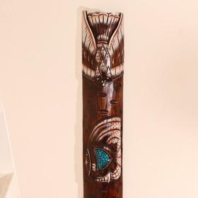 "The mask is a gift ""Guardian"" tree 15х5х100 cm"
