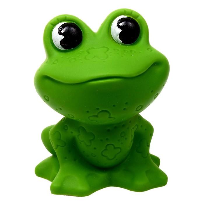 Резиновая игрушка «Лягушка» - фото 76144865
