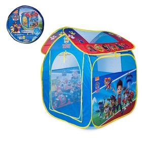 Игровая палатка «Щенячий Патруль» в чехле