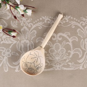 """Blank for creativity """"Spoon"""", and the contour of the"""