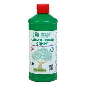 Нашатырный спирт (аммиак водный 10%), СТК 0,5л
