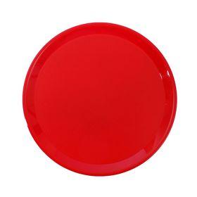 Поднос Plastic Centre, цвет красный