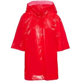 Дождевик-плащ детский BrightWay Kids, цвет красный