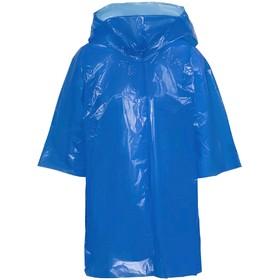 Дождевик-плащ детский BrightWay Kids, цвет синий