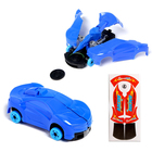 Робот-трансформер «Автобот», автоматическая трансформация, МИКС, в пакете