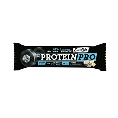 "SmartBar Protein bar Pro ""Coconut"", 35 g"