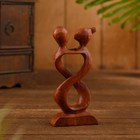 "Souvenir tree ""Pair Infinity"" brown 15х7х2,5 cm"