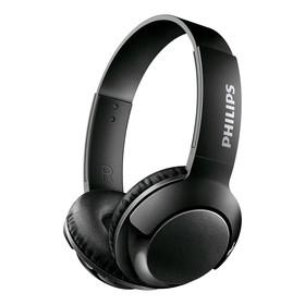 Наушники Philips shb 3075BK накладные, с микрофоном, беспроводные, чёрные