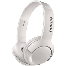 Наушники Philips shb 3075WT накладные, с микрофоном, беспроводные, белые