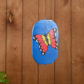 "Сувенир подвесной ""Бабочки"" дерево 12х13х15 см"