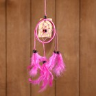 """Dreamcatcher """"Harmony"""" pink 6х0,5 × 20 cm"""