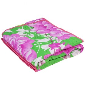Одеяло Холлофайбер стэп, 140х205 см, холлофайбер 150г/м2