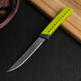 Нож кухонный Herevin Lemax, 11,5 см, универсальный, цвет МИКС