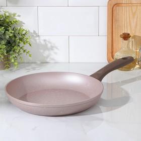 Сковорода Wilma cappuccino granite, d=28 см