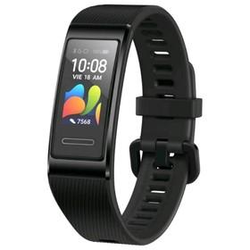 """Фитнес-браслет Huawei Band 4 Pro 0,95"""", AMOLED, IP67, Bluetooth, Android, iOS, чёрный"""