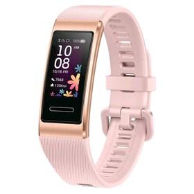 "Фитнес-браслет Huawei Band 4 Pro 0,95"", AMOLED, IP67, Bluetooth, Android, iOS, розовый"