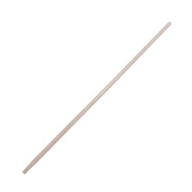 Черенок берёзовый, d = 22 мм, длина 120 см Ош