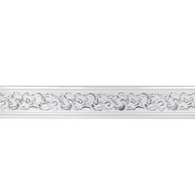 Багет Неаполь Silver , 2500х70х10 мм