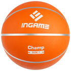 Ball basketball CHAMP INGAME, R. 7 colors mix