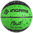 Ball basketball POINT INGAME, R. 7 colors mix