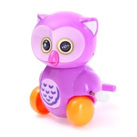 Заводная игрушка «Совушка», МИКС