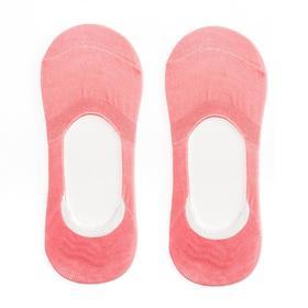 """Носки невидимые женские ННЖМК-10 """"Mondo Caldo"""" цвет розовый, р-р 36-40"""