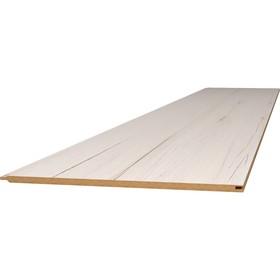 Панель МДФ Classic Standart Дуб белый, 2750х200х6 мм