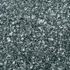 """Грунт для аквариума """"Серебристый металлик""""  декоративный песок кварцевый, 250 г фр. 0,5-1 мм - фото 405317"""