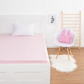 {{photo.Alt || photo.Description || 'Простыня «Этель» цвет розовый, 160х210 см, мако-сатин'}}