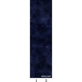 Панель потолочная PANDA Космос добор 4151 (упаковка 4 шт.), 1,8х0,25 м