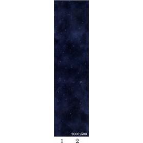 Панель потолочная PANDA Космос добор 4153 (упаковка 4 шт.), 2х0,25 м