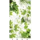 Панель потолочная PANDA Листья панно 4160 (упаковка 4 шт.), 1,8х1 м
