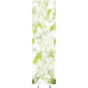 Панель потолочная PANDA Листья добор 4161 (упаковка 4 шт.), 1,8х0,25 м