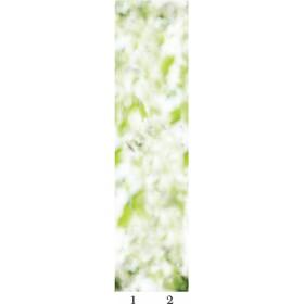 Панель потолочная PANDA Листья добор 4165 (упаковка 4 шт.), 3х0,25 м