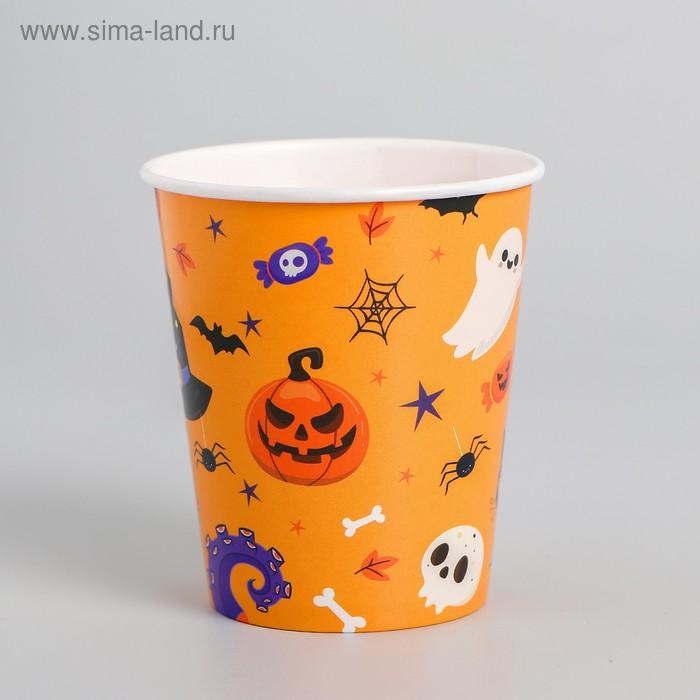 "Glass paper ""Halloween"", 250 ml"